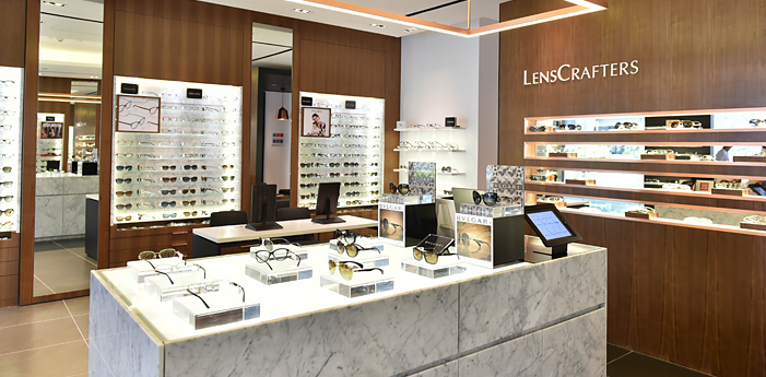 a1226f08e5 A premium retailer under Luxottica Group